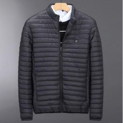 Лёгкая куртка с электроподогревом