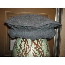 Афганская шапка - пуштунка (пакол), цвет: серый