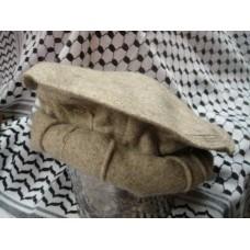 Афганская шапка - пуштунка (пакол), цвет: Бежевый