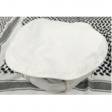 Афганская шапка - пуштунка (пакол), цвет: белый