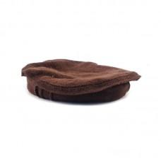 Афганская шапка - пуштунка (пакол) облегченная , цвет: шоколадный