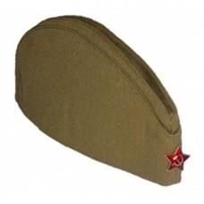 Советская солдатская пилотка