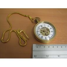 Часы с цепочкой диаметр 50 высота 15