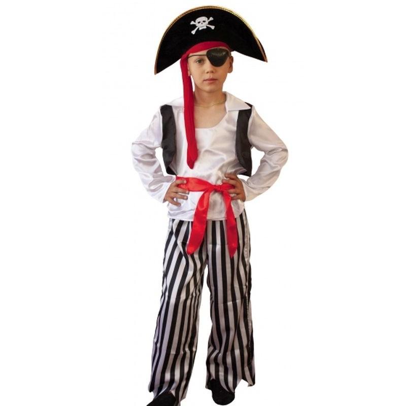 Как сделать костюм пирата