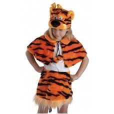 Детский костюм тигрицы