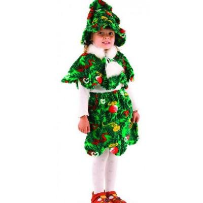 Детский костюм новогодняя елочка