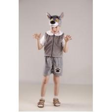 Детский костюм волчонка