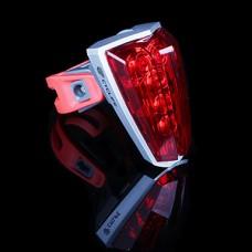 4-Mode 5-LED Водонепроницаемый Superbright велосипедов Tail Light (2 * AAA)