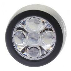 3-Mode 5-LED Белый 20000MCD головного света + 3-Mode 4-LED красный свет для заднего ряда (4xAAA/2xCR2032)
