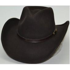 Ковбойская фетровая шляпа Техас
