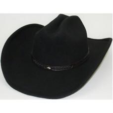 Ковбойская фетровая шляпа Бутлегер