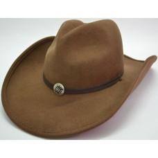 Ковбойская фетровая шляпа Бедленд
