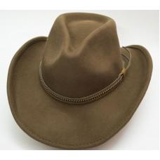 Ковбойская фетровая шляпа Бируанг