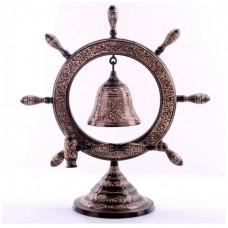 Гонг-колокол на штурвале