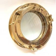 Иллюминатор 12 дюймов с двойным стеклом. Диаметр 20,5 см
