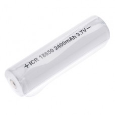 GTQQ ICR 2400mAh 3.7V Защищенные 18650 аккумуляторная батарея (2-Pack)
