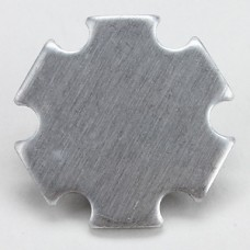 3200-3500k 1w 100-110lm 350mAh теплый белый Светодиодная лампа с алюминиевой пластины (3,0 3,4)