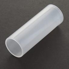 18650 до 26650 Преобразователь аккумулятора чехол - белый