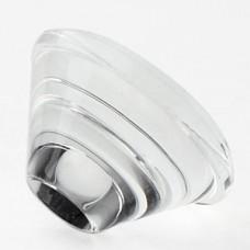 20мм 45 ° оптические стеклянные линзы для фонарика, пятно света