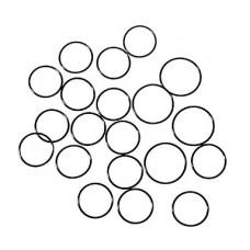HMing Водонепроницаемые уплотнительным кольцом (25 мм 20-Pack)