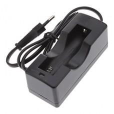 18650 Зарядное устройство для аккумуляторных батареек (4.2V, 1A)