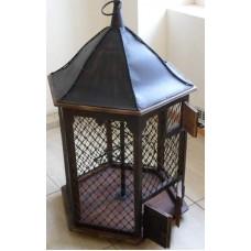 Клетка для птиц декоративная 60х90
