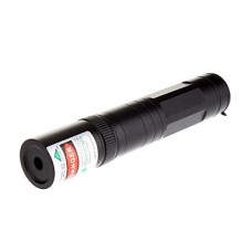 LT-850 зеленая лазерная указка (1x16340, черный, 5 мВт, 532 нм)