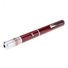 Pen Форма 5mW красная лазерная указка (2 АА)