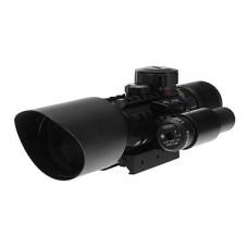 LT-M9C целевой области с красная лазерная указка (3xAG13, Черный)