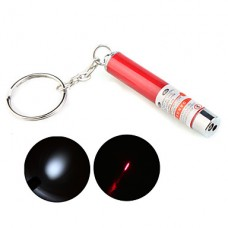 2 в 1 главе и красный фонарик лазерная указка с брелок красного