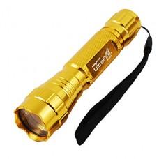LT-501B Увеличить красная лазерная указка (2 мВт, 532 нм, 1x16340)