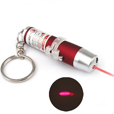 3 в 1 деньги тест белый светло-красный лазерный указатель (случайное судно с 3-х цветов) включить батареи