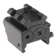5 мВт 650 нм красный лазерный Aimer с артиллерийская установка (2xAG13 входит в комплект)