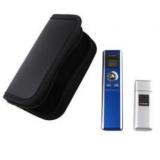 USB-433MHz RF Wireless Presenter Mouse с ЖК таймером и лазерной указкой (2 х ААА)