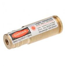 YT-9мм красная лазерная указка (1 МВт, 2xAG3, золото)