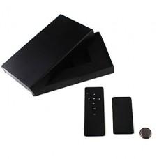 USB RF Wireless CR2032 ведущий с лазерной указкой и удаленных мыши (черный)