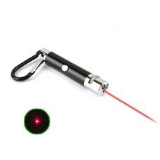 2 в 1 белый свет 4 образца лазерной указкой (включая батареи)