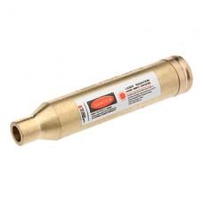 YT-7мм красная лазерная указка (5 МВт, 4xAG3, золото)