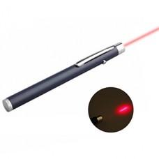 Красная лазерная указка в форме ручки (2хААА)