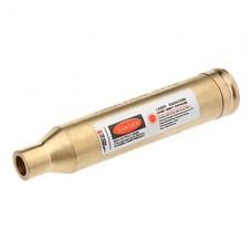 YT-7мм красная лазерная указка (1 МВт, 4xAG3, золото)