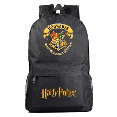 Черный рюкзак Хогвартс из Гарри Поттера