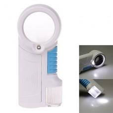 TH-7011 12X Лупа с 2-LED Light