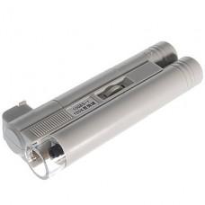 портативные 100x микроскоп со светодиодной подсветкой (2 * AA)