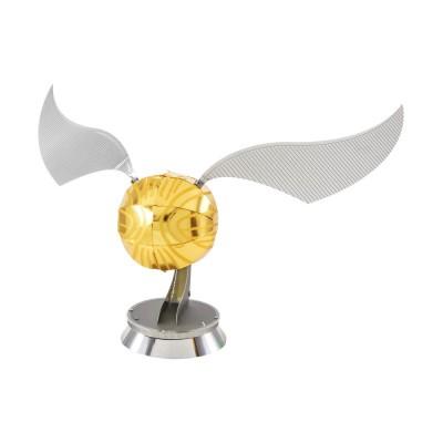 Сборная модель Золотой Снитч из нержавеющей стали
