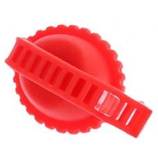 HJ015-2 3-Mode 2-LED фары / 2 велосипедов света Lights / Pack (2xCR2032, красные)