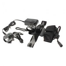 3-Mode Cree XM-L T6 светодиодный аккумуляторная Set фары (аккумулятор + зарядное устройство)