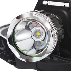 068H 3-Mode 1xCree XM-L T6 Аккумуляторная Фары (2x18650, 900LM, серый)