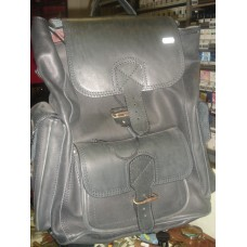 Рюкзак кожаный сумка-рюкзак- странник