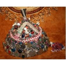 Женская этническая шапочка принцессы