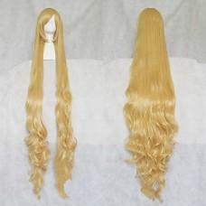 GOSICK Victorique де Блуа Блондинка длинными вьющимися парик Cosplay